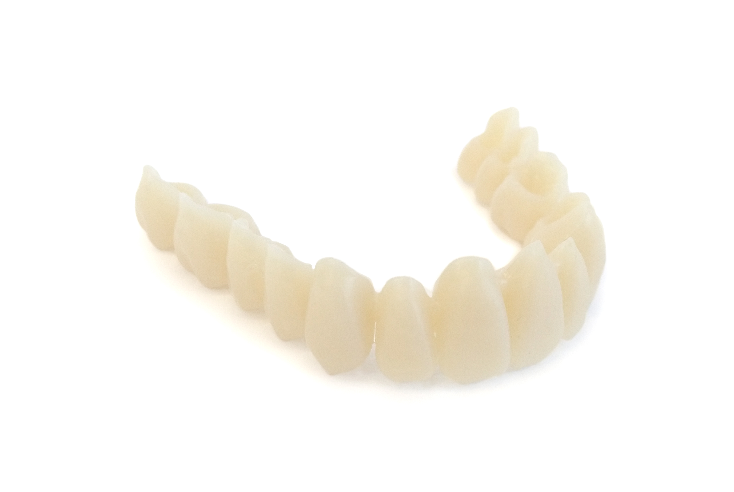 printed teeth full arch