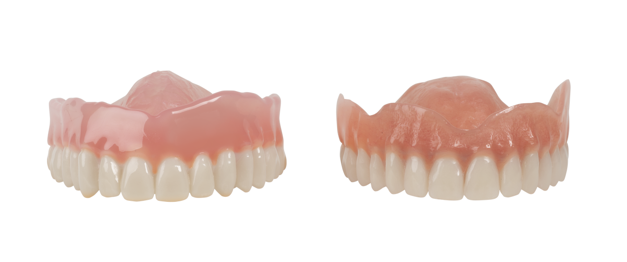 printed denture vs traditional denture