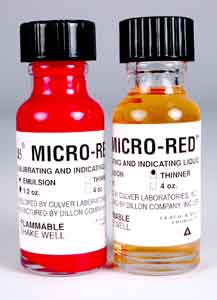 Micro-Red High Spot Indicator