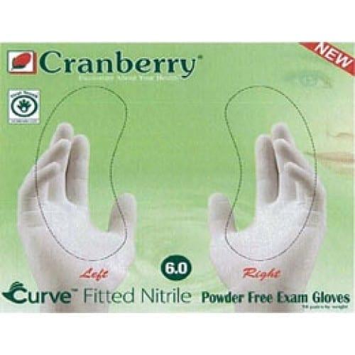 Cranberry Curve Nitrile XXS 6