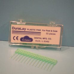 Duralay Plas Post/Core Pins