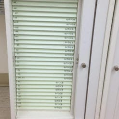 Artic Tooth Cabinet 28 Drawers