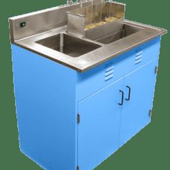 26105 Boilout Wash Curing unit