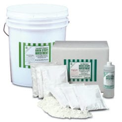 Green Stripe 55# Powder & 32oz Liquid