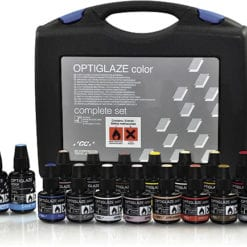 OPTIGLAZE Color Complete set