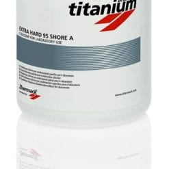 Titanium Putty Standard Pack 2.6kg tub (5.7 lbs)