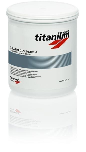 Titanium Putty Standard Pack 2.6kg tub (5.7 lbs)