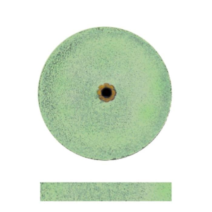 "#5 Green Koolies 7/8 x 1/8 (5"""