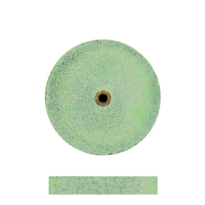 """#8 Green Koolies 3 x 4 x 1/8"""""""
