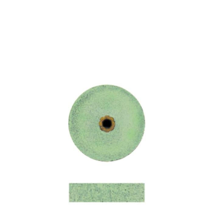 "#14 Green Koolies 1/2 x 1/8 ("""