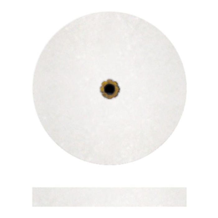 "#2 White Koolies 1 x 1/8""  (50)"