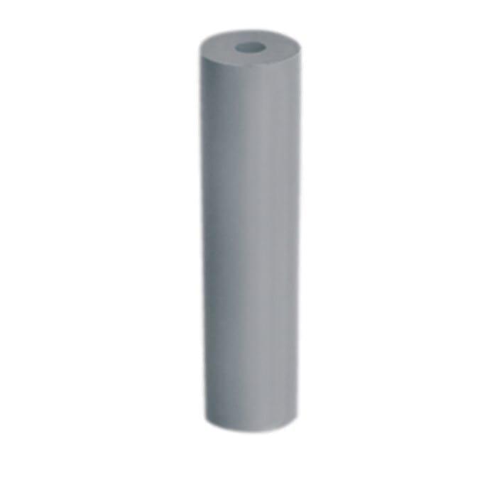 100 Grey Rubb Cyl Clasp Polish