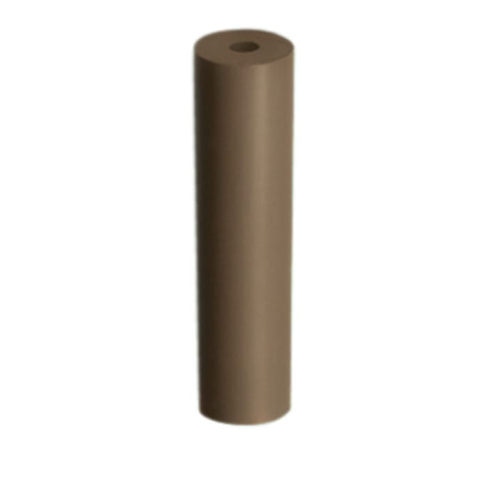 100 Brown Cylinder Clasp Polisher  4595