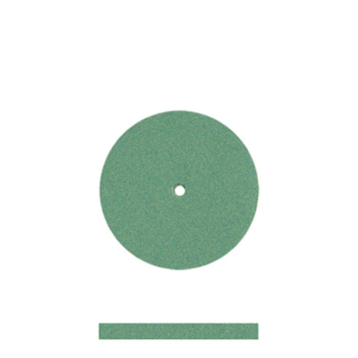 100 Green 5/8 x 1/16 Universal