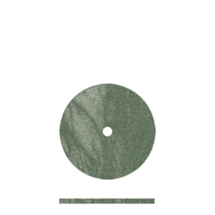 "100 Green 5/8 Rubber Interpro"""
