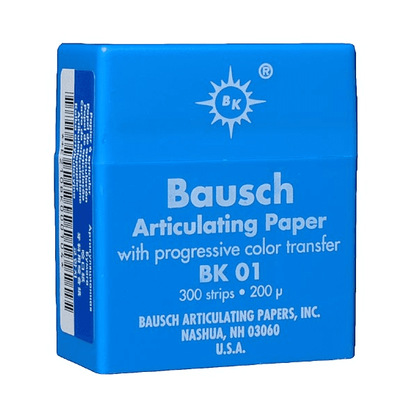 BK-01 200mic Blue Artic Paper