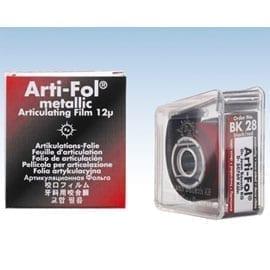 BK-28  Arti-Foil 2 (Blk-Red)