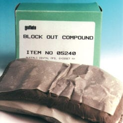 Blockout Compound 1 lb