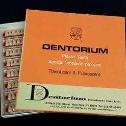 Dentorium Acrylic Teeth