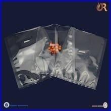 500 Heat Seal Denture Bags 5x6