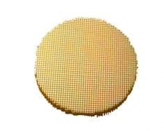 Round Honeycomb Mesh Tray