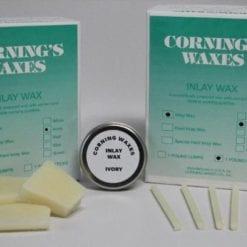 1# Lump Corning Ivory Inlay Wa