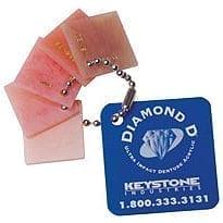 Diamond D Shade Tabs