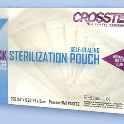 Sterilization Pouch 5.25 x 6.5