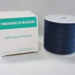 wax wire 6ga sml box Corning