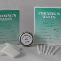 1# Lump Corning White Inlay Wa