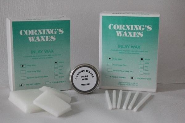 1# Lump Corning White Inlay Wa