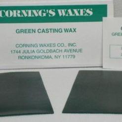 22ga Green Casting Wax