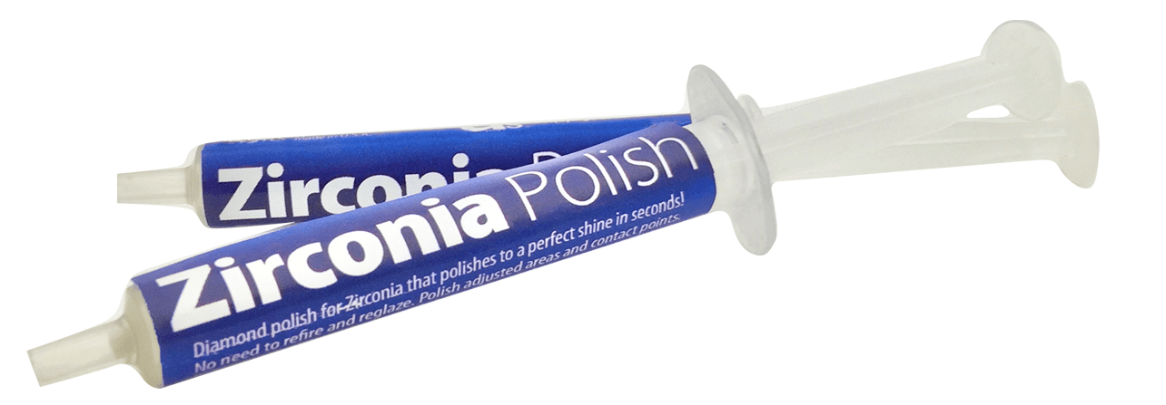 Zirconia Polish paste 2g for zirconia restorations