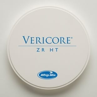 Vericore HT Zirconia 98x10mm