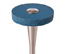 BlueBerry SQUARE EDGED  wheel medium 17x3mm diamond infused
