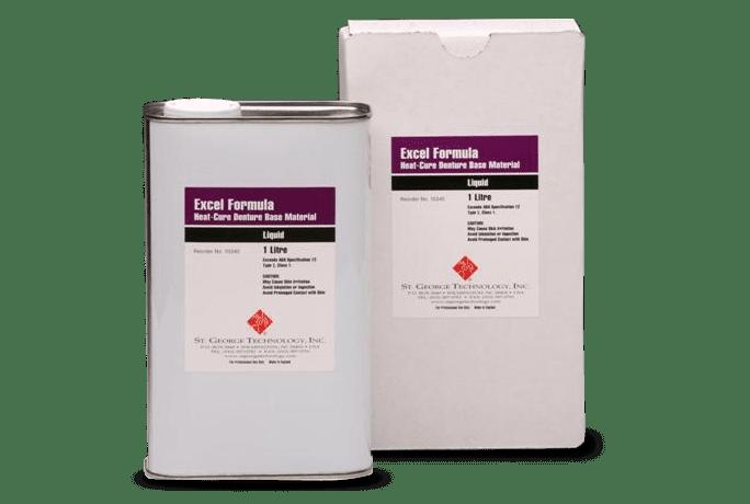 Excel Formula HC liquid only 1 liter (1 quart)
