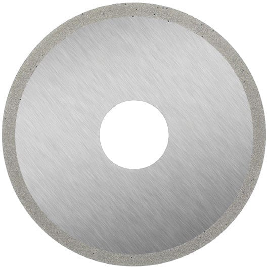 Lathe Diamond coated  Disc 80mm NOT mounted - NO saw blades on o