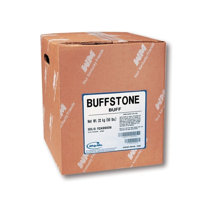 Whip Mix Buffstone 50lb box