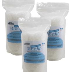 ClearFit 2.2lb (1kg) bag for clear frameworks