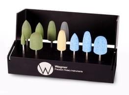 Acrylic Polisher Kit (Assortment of 11 instruments)