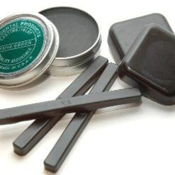 1lb. Maves #1 Medium Soft Green Wax Sticks