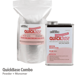 QuickBase Set - 1lb Powder  8oz Liquid - #11 Original