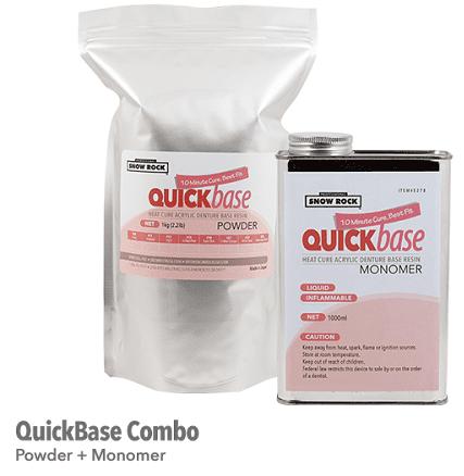 QuickBase Set - 1lb Powder  8oz Liquid - #11 Original