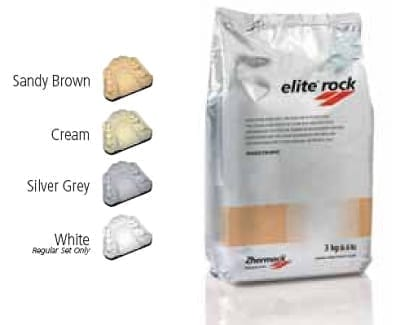 Elite Rock Sandy Brown 55lb
