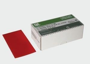 5# Hygenic Red Baseplate Wax