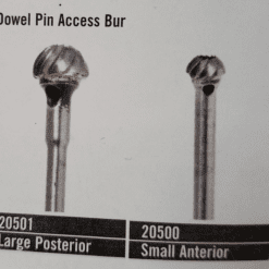 Dowel Pin Access Bur SMALL