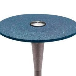 BlueBerry 26 x 2mm KNIFE EDGE wheel medium diamond infused